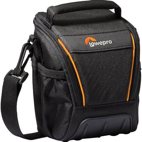 lowepro adventura 100 sh ii lowepro adventura sh 100 ii shoulder bag black lp36866 b h