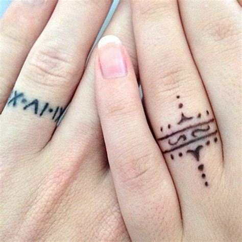 simple tattoo rings wedding ring tattoos for men ideas and inspiration for guys