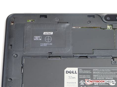 nfc resetter test test dell venue 11 pro 5130 9356 tablet notebookcheck