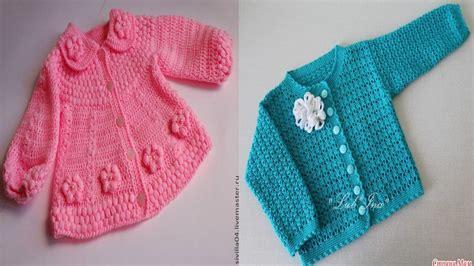 crochet 2017 para bebes chambritas y chalecos para bebes tejidos a crochet