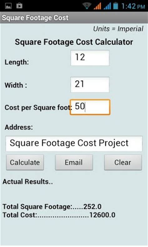 Square Feet Calc by Square Feet Calculator For Countertops Home Improvement