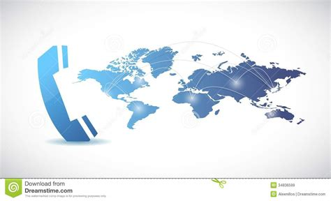 world map illustration 2 phone and world map illustration design royalty free stock