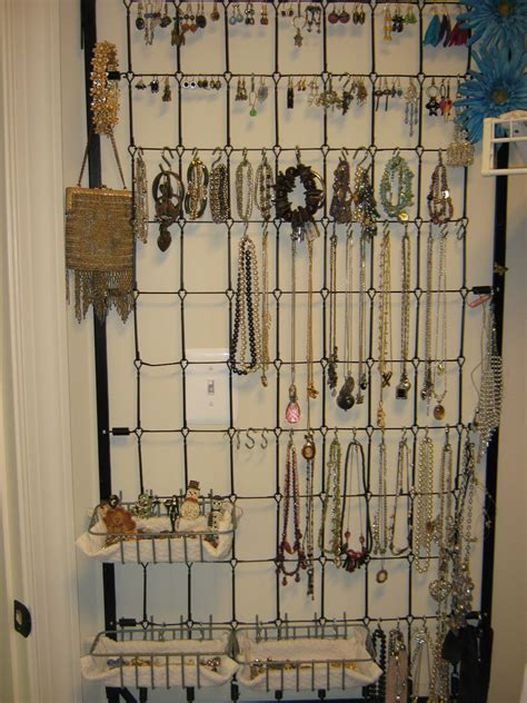 Fake It Frugal Crib Spring Jewelry Organizer