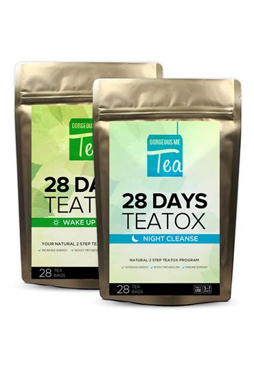 Bootea Detox Discount Code by Tiny Tea Teatox 28 Day How To Gain Weight Meal Plan