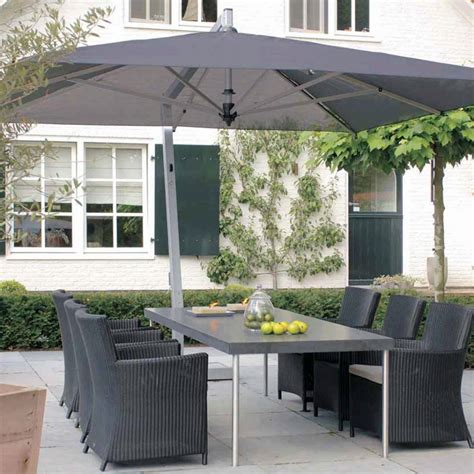 rectangle umbrella patio rectangle patio umbrella goenoeng