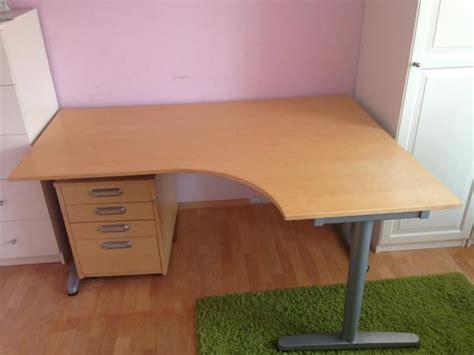 Ikea Schreibtisch Ecke Dekoration Bild Idee