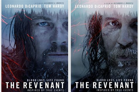 Original The Revenant 1 Disc el renacido the revenant nuevos carteles de la pel 237 cula con dicaprio y tom hardy