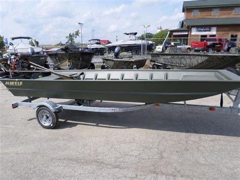 flat bottom boat packages 2015 used alweld flat bottom ss jon boat for sale 5 995