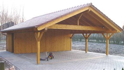bausatz doppelcarport doppelcarport made in germany 3 sams gartenhaus shop
