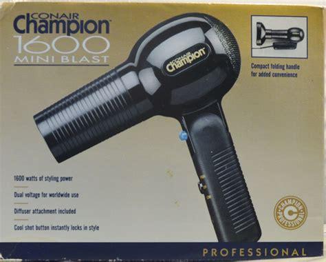 Mini Pro Hair Dryer conair chion 1600 mini blast professional hair dryer
