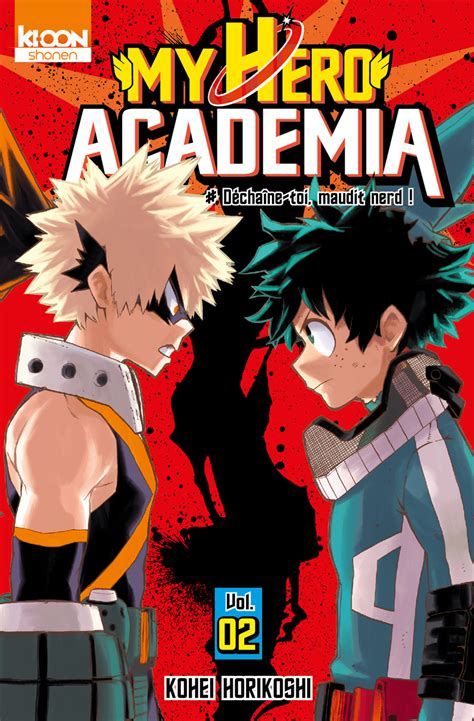 my hero academia 2 manga avis critique my hero academia tome 1 et 2
