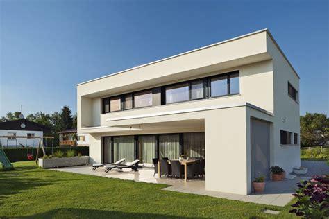 Moderne Badewanne 1515 by Einfamilienhaus Flachdach 220 Berdachte Terrasse