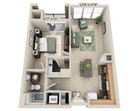 One Bedroom Apt Floor Plans And Pricing For Signal Hill Woodbridge