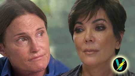 latest on bruce jenners transition kris jenner cries over bruce s transition makes it all