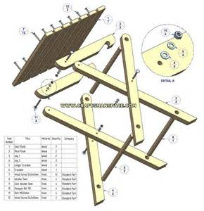 diy folding picnic table plans woodworking projects plans