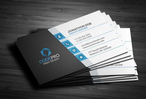 Paper Direct Business Card Template by What Information To Put On A Business Card Selfgrasp