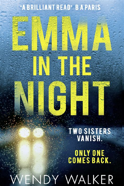 0008259208 emma in the night 10 ways to spot a narcissist by wendy walker