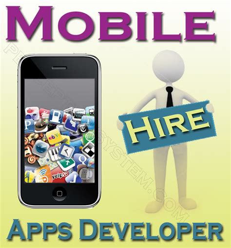 mobile developer hire talented and dedicated mobile app developer at