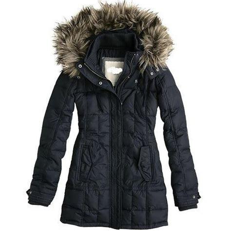 winter jackets on
