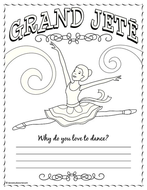 ballet positions coloring pages az coloring pages