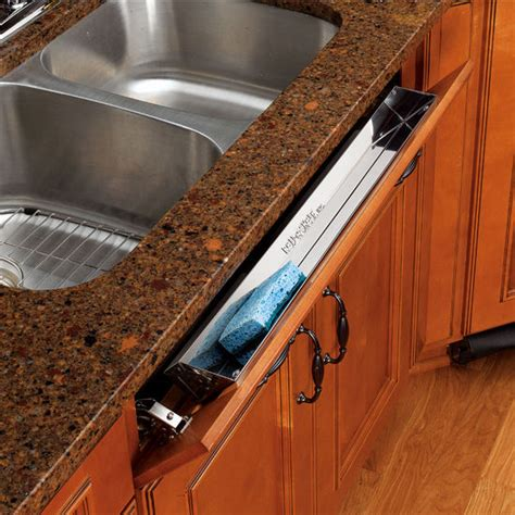 tip out tray kitchen and vanity front tip out stainless steel