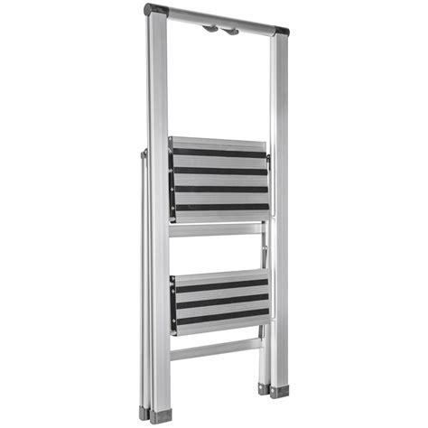 slim step ladder in step stools