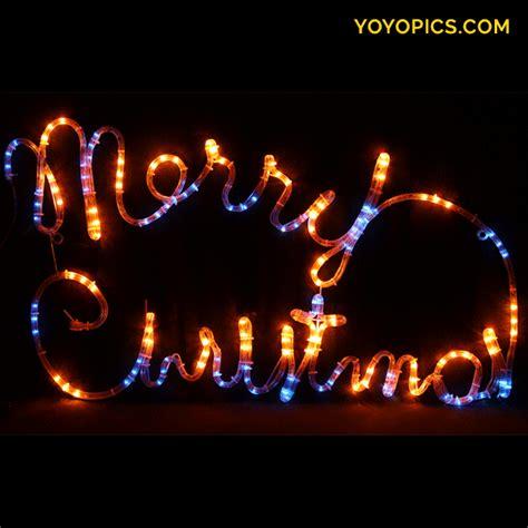 led lights merry christmas gif  whatsapp