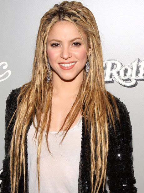 taper and dread loca shakira dreads loca www imgkid com the image kid has it