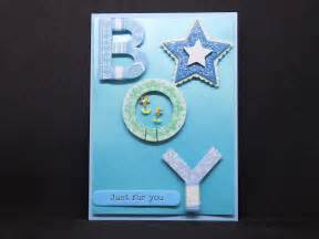 Handmade Greetings Cards Uk - new baby boy card handmade cards shropshire