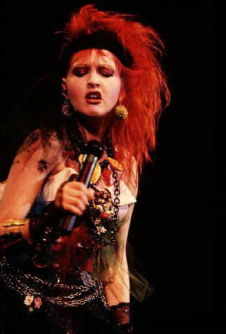 time after time testo images of cyndi lauper in the 1980s