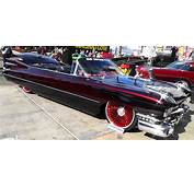 1959 Caddy Convertible Custom SEMA 2015  YouTube