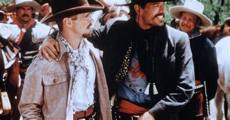 film cowboy ringo tombstone film michael biehn wearing the red dragon shirt