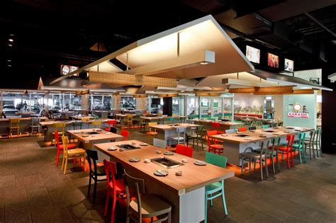 Resturant Grill by Gallery Of Coca Grill Integrated Field 14