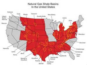 united states fracking map images