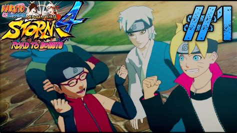 boruto part 1 so dope naruto shippuden ultimate ninja storm 4 road to