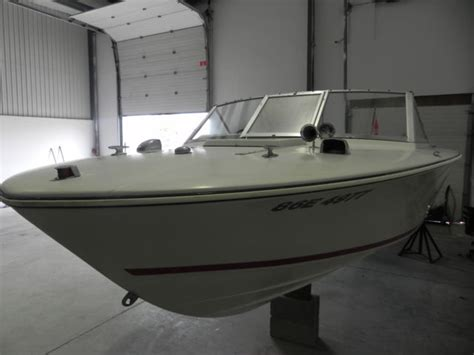 boat motor repair brantford chris craft 1969 lancer launch rare clean fresh water for