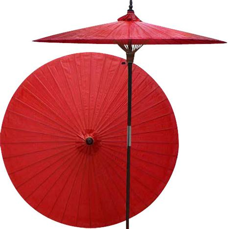 asian patio umbrella patio umbrella cherry asian outdoor umbrellas by decor