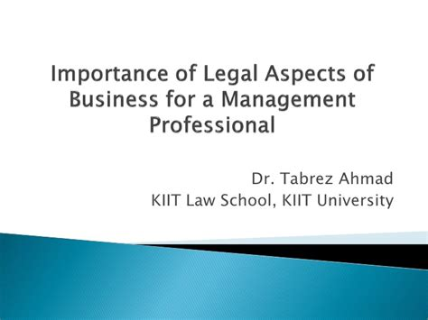 Business Notes For Mba Ppt by Importance Of Business For Mba Students