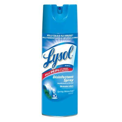 spring waterfall scented liquid aerosol disinfectant spray  oz  homelectricalcom