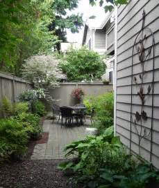 Small Space Backyard Landscaping Ideas 25 Landscape Design For Small Spaces
