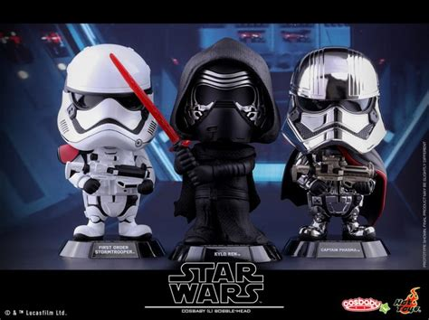 Toys Cosbaby L Stormtrooper New Misb toys wars the awakens cosbaby l and