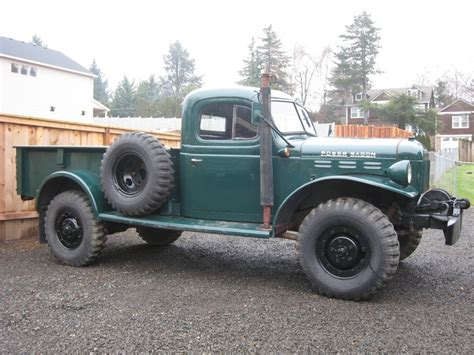 vintage 4x4 trucks on pinterest dodge power wagon gmc trucks and 1948 dodge power wagon 4x4 trucks pinterest 4x4