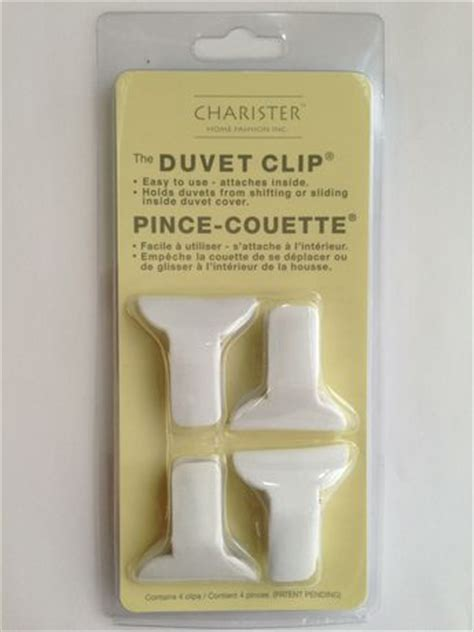 Charister Home Fashion Duvet Clips Walmart Canada