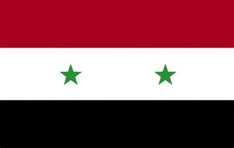flag  syria  clipart