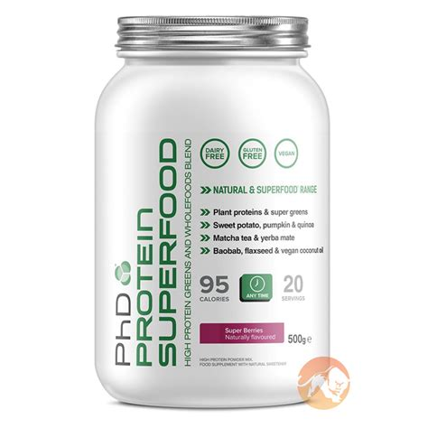 buy phd protein superfood great reviews great price