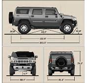 Dimensions  Hummer Forums By Elcova