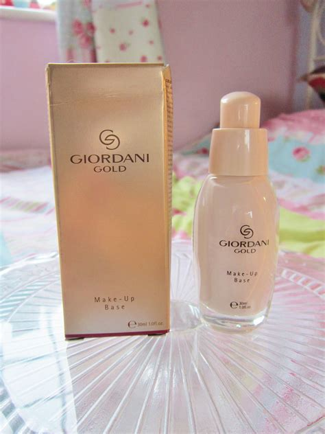 Make Up Oriflame giordani gold make up base by oriflame free delivery