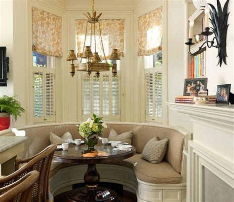 Bay Window Banquette by Furniture Dining Room Fortable Banquette Seating For