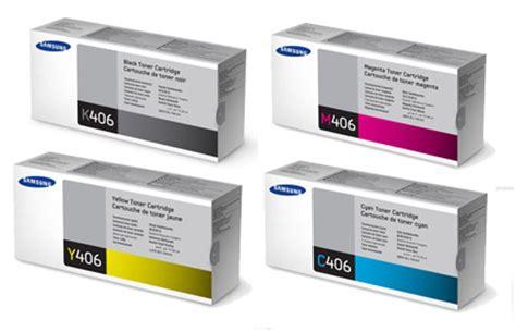 Toner Kk by Samsung C410w Clp 360 406 Toner Rainbow Pack Cmy 1k K 1