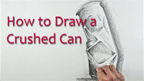 doodle how to start start drawing part 8 crushed can tutorials